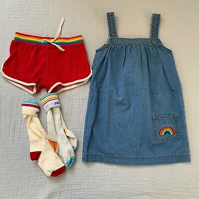 ** Little Bird by Jools Oliver for Mothercare - Retro Clothing Bundle 2 **