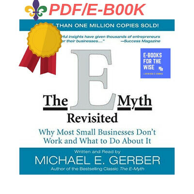 [P-D-F]The E-Myth Revisited:Small Businesses📈💲/📥⏰E-B00K/📥⏰Fast Delevery⏰⚡