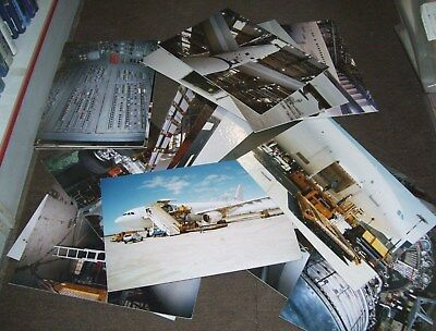Airbus A300 Airliner Card Mounted Photographs ?Official Issues (23)