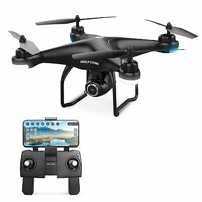Holy Stone Hs120D Fpv Drone With Camera For Adults 1080P Hd Live Video And Gps R
