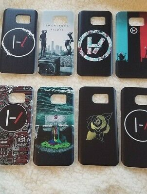 huge selection of 6038c 388dd TWENTY ONE PILOTS TOP Phone Case Cover for Samsung Galaxy S7