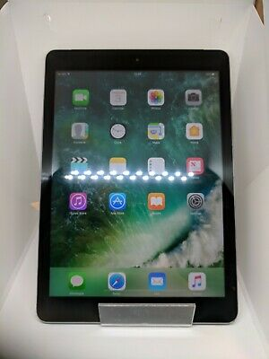 Apple iPad Air 1st Gen. 16GB, Wi-Fi + Cellular (EE), 9.7in - Space Grey
