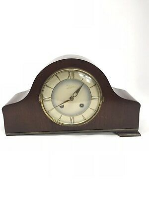 Antique Junghans Westminster Chime Mantel Clock Made in Germany