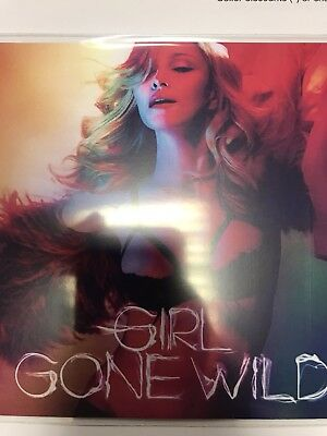 Madonna - Girl Gone Wild - New Brazilian 9 Remix Promo Cd