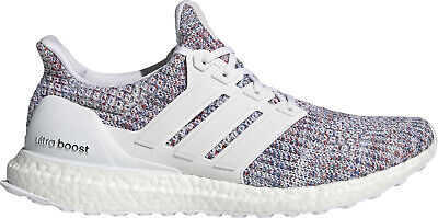 6904e66bb062d ADIDAS ULTRA BOOST 4.0 Mens Running Shoes - White - EUR 144