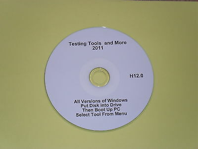 Testing Tools CD and More 2011