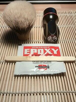 Custom Build Your Own Shave Brush! Shave enthusiasts only!