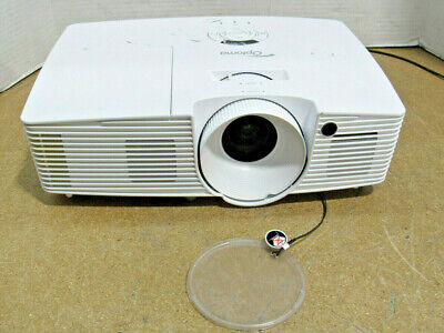 PARTS OR REPAIR Optoma TX635-3D DLP XGA Projector 3500