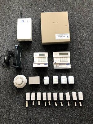 ADT PULSE HONEYWELL Alarm System KeyPad motion contact smoke z wave sensor  siren