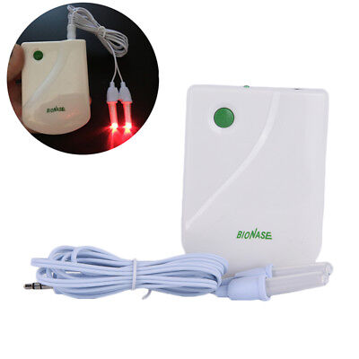 Nose-Rhinitis Sinusitis Cure Massage Hay Fever Low Frequency Pulse Laser Machine