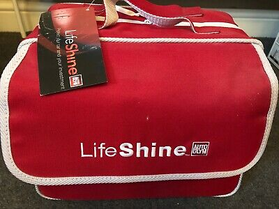 Lifeshine Autoglym large car care kit in carrying bag