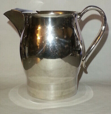 Rogers Silver Co Silverplated Jug
