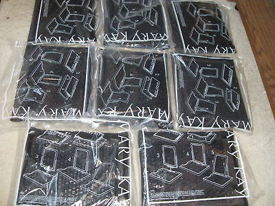 10 Brand New Mary Kay BLACK Consultant Mirrors New Style LOT OF 10
