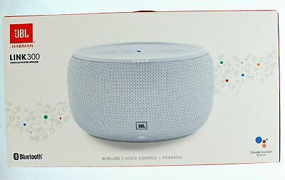JBL Link300 Wireless Voice Activated Speaker