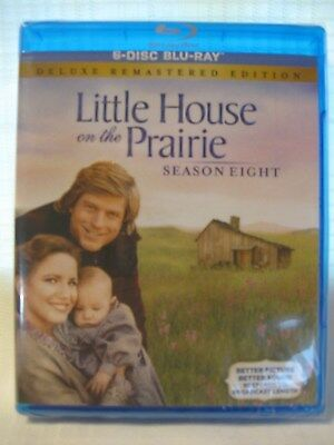 Little House on the Prairie: Season 8  [Blu-ray 6 Disc] Deluxe Remastered NEW!