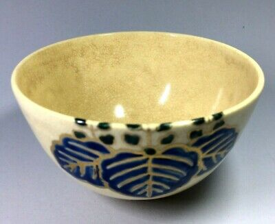 Japanese Tea Ceremony Bowl Chawan Vtg Pottery Ceramic Signed