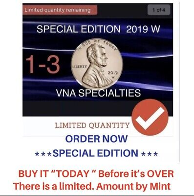 LIMITED quantity-2019 W Lincoln Penny Premium PROOF West Point/ORIGINAL PACKAGE*