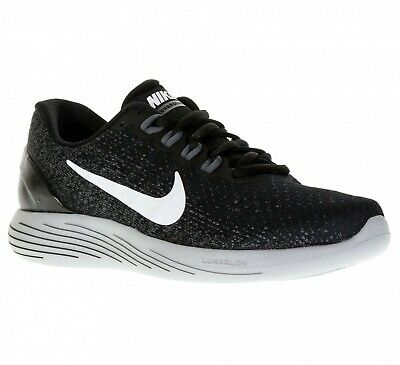 separation shoes 05c31 484a0 WOMEN'S NIKE LUNARGLIDE 9 Running Shoes - Platinum/White ...