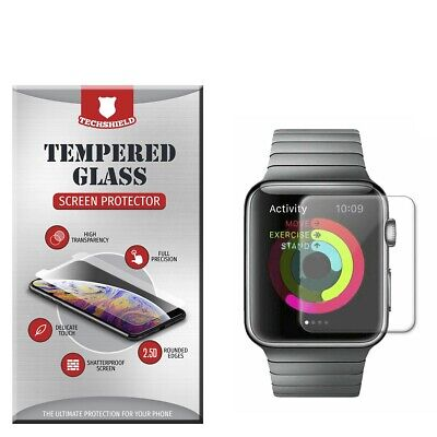 For Apple Watch 42mm Series 3 New Tempered Glass Screen Protector Cover 1-PACK