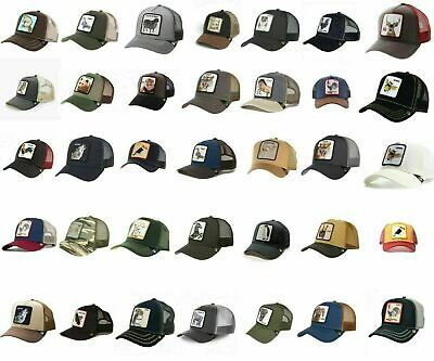 1afdec63ca8f7 New Goorin Bros Snapback Trucker BASEBALL Hat Cap Adjustable Animal Farm