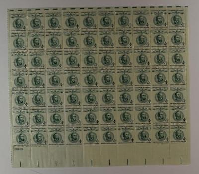 Us Scott 1118 Pane Of 70 Champion Of Liberty Kossuth Stamps 4 Cent Face Mnh