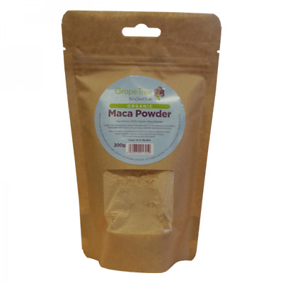 Red Maca Powder - Fibre Rich 200G-has great health benefits - hard to get