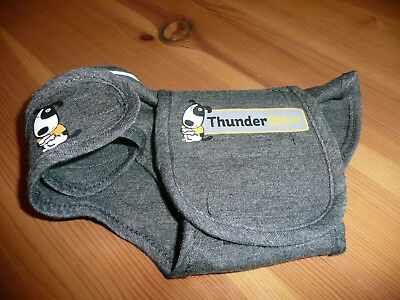 ThunderShirt New No Box XXS Toy or Teacup Size Dog Anxiety Control Shirt Top