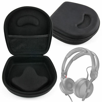 Hard Black EVA Storage Case for Sennheiser HD 25-1, HD 25-1 II Adidas Originals