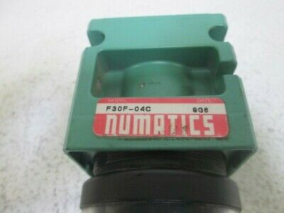 Numatics F30F-04C Filter * Used *