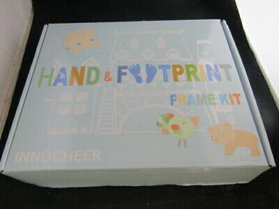 Baby Hand and Footprint Frame Kit