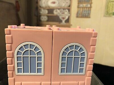 Vintage 1999 Bluebird Polly Pocket Dream Builders Mansion Bathroom