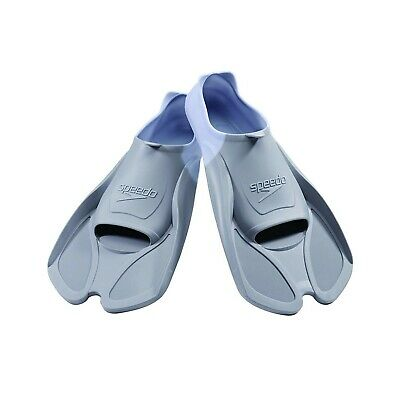 Swim Flippers For Women Training Fins Latex Free Sports Fitness Silicone Large