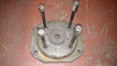 Bridgeport Head Mounting Plate
