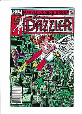 Dazzler No.17  : 1982 :   : Mark Jeweler Variant! :
