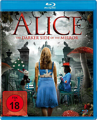 Alice - The Darker Side Of The Mirror - (Blu-ray)