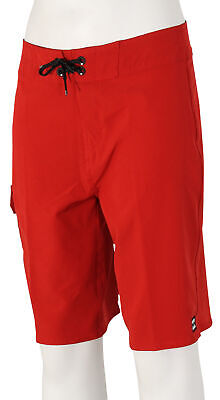 Billabong Boy's All Day Pro Boardshorts - Lifeguard Red - New