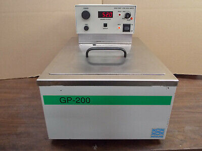 Neslab Gp-200 Temperature Bath & Regulator Calibrator Standard *Tested*