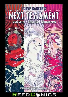 CLIVE BARKERS NEXT TESTAMENT VOLUME 3 GRAPHIC NOVEL New Paperback Collects #9-12