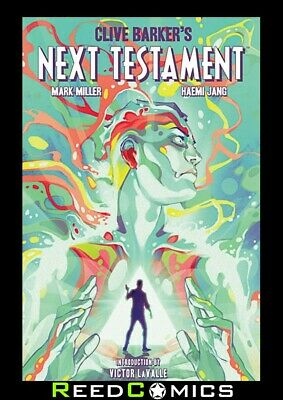 CLIVE BARKERS NEXT TESTAMENT VOLUME 1 GRAPHIC NOVEL New Paperback Collects #1-4