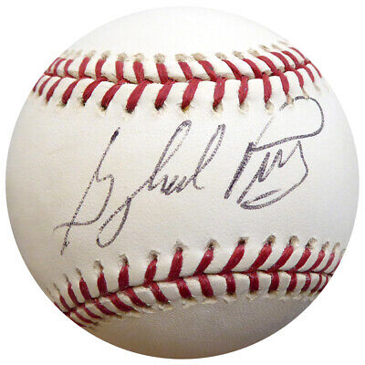 Gaylord Perry Autographed Signed Official MLB Baseball Giants MLB Holo R0002324
