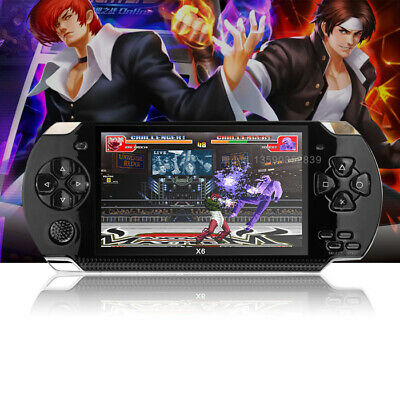 8GB TFT Portable PSP High Definition Handheld Game Machine With 10000 Free Games