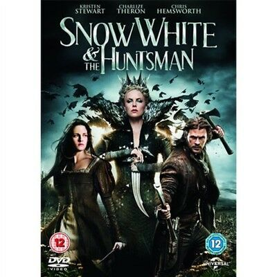 Snow White & The Huntsman - Brand New Dvd - 5050582903522 - Rated 12 Dvd