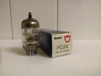 PC88 / 4DL4  Triode Valves / Tubes - UHF by Mullard (New in Box)