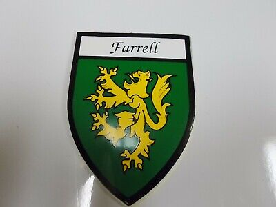 O/' Neill Irish County Crest Ireland Decal Sticker Shield  Badge Ireland
