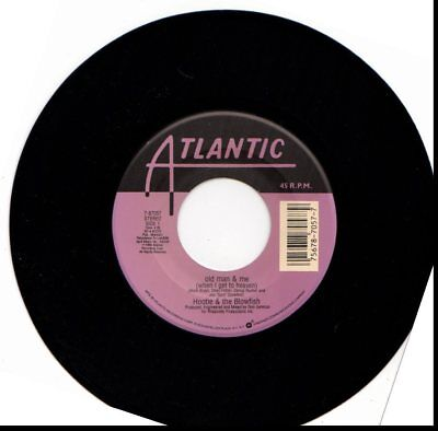 Hootie & The Blowfish Old Man & Me/Before The Heartache Rolls In 45Rpm Vinyl