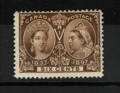 Canada SC# 55, Mint Hinged, Hinge Remnant - S2612