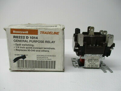 Honeywell R8222 D 1014 * New In Box *