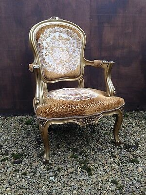 Vintage French Louis Style Chair
