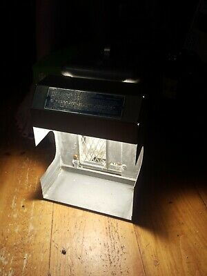 BALDOR DUST COLLECTOR MODEL D60 DENTAL tested and working