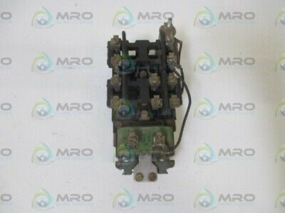 General Electric 2811A202G Relay * Used *